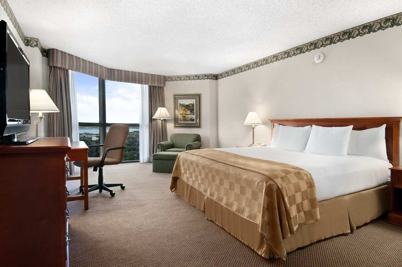 Hilton Houston NASA Clear Lake Vista do quarto
