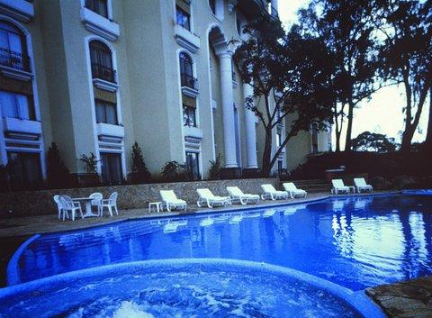 Hotel Vista Real Guatemala - Swimming Pool
