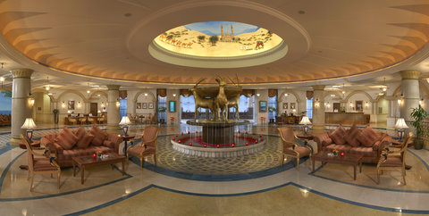 Habtoor Grand Resort, Autograph Collection - Lobby