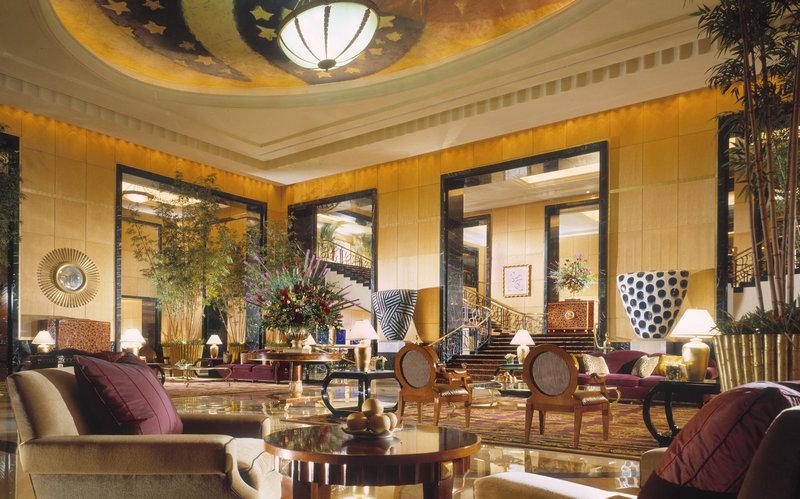 Mulia Hotel Senayan Lobby