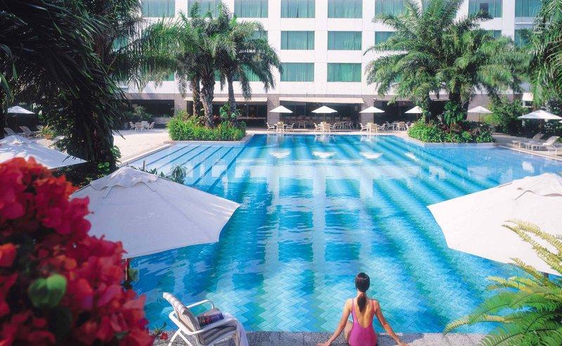 Mulia Hotel Senayan Piscine