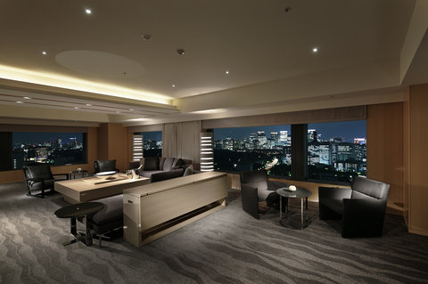 The Capitol Hotel Tokyu - The Capitol Suite