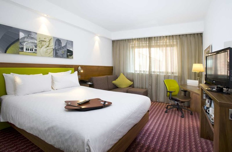 Hampton by Hilton Liverpool City Centre Zimmeransicht