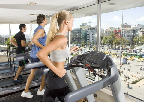 The Marmara Taksim - Gym