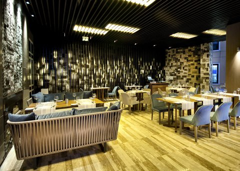 The Marmara Taksim - Tuti Restaurant   Bar