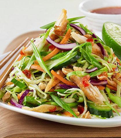 Courtyard Bakersfield - Asian Chicken Salad