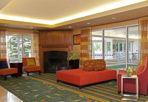 Fairfield Inn by Marriott Naperville - Lobby