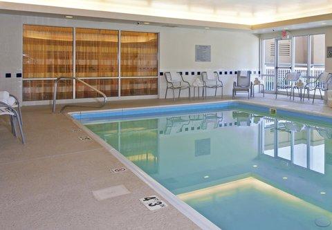 Fairfield Inn by Marriott Naperville - Indoor Pool