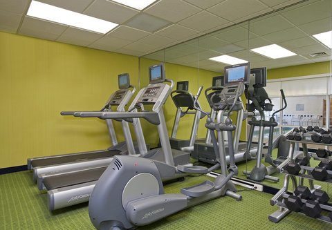 Fairfield Inn by Marriott Naperville - Fitness Center