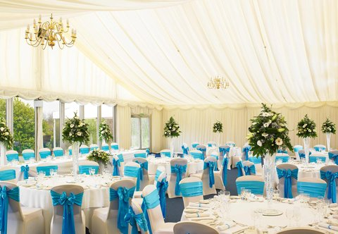 Forest of Arden - A Marriott  and Country Club - Marquee - Reception