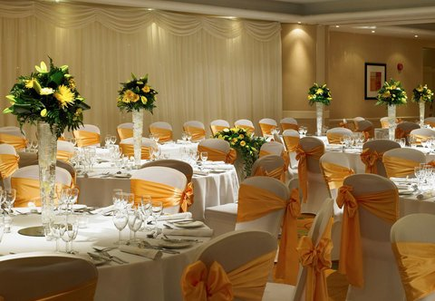 Forest of Arden - A Marriott  and Country Club - The Woodlands Suite - Wedding Reception