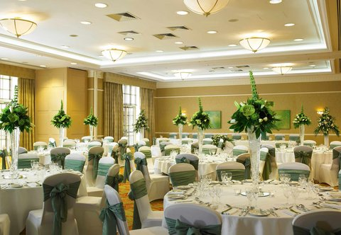 Forest of Arden - A Marriott  and Country Club - Arden Suite - Wedding Reception