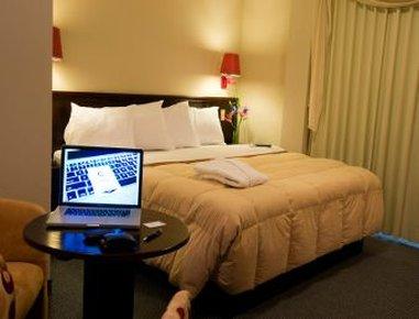 Ramada Hotel Costa del Sol Chiclayo Vista de la habitación