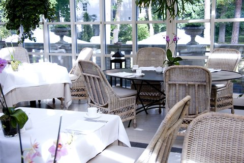 Schlosshotel im Grunewald - Le Jardin