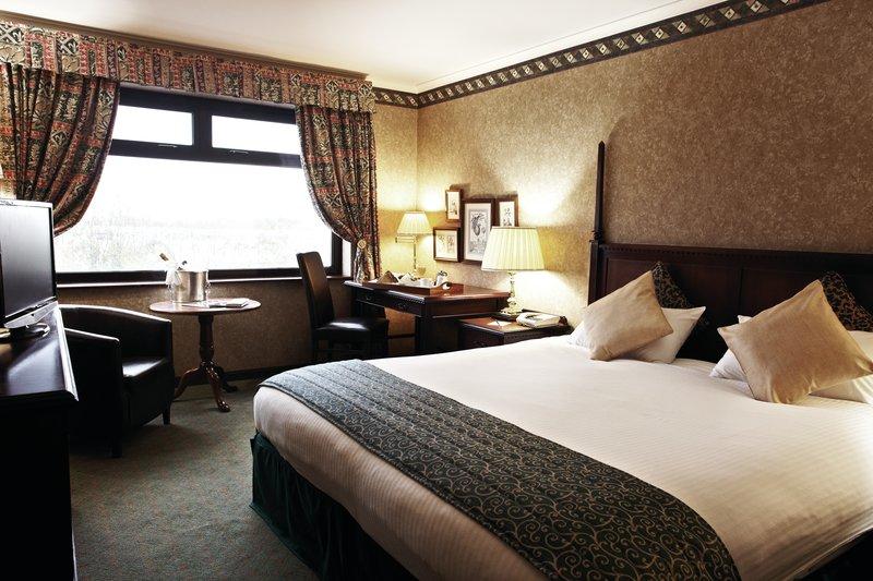 Copthorne Hotel Cardiff Caerdydd Вид в номере