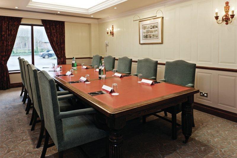 Copthorne Hotel Cardiff Caerdydd Конференц-зал