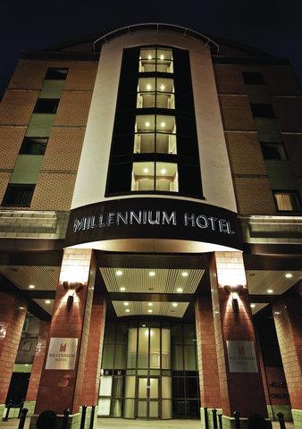 Millennium & Copthorne Hotels At Chelsea Football Club - Millennium Exterior Night