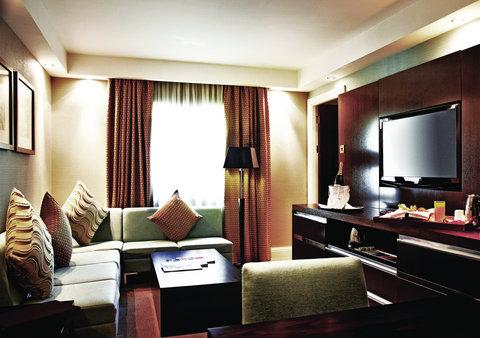 Millennium & Copthorne Hotels At Chelsea Football Club - Studio Suite Lounge