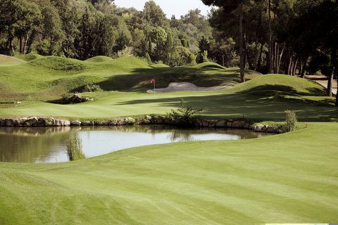 Hotel Majestic Barriere - Royal Golf Club Mougins