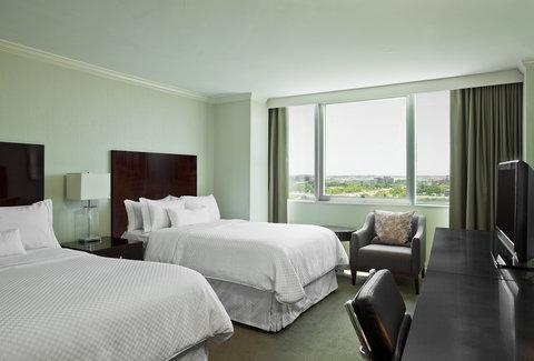 劳德代尔堡威斯汀酒店 - Traditional Double Guest Room