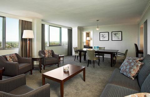 劳德代尔堡威斯汀酒店 - Governors Suite