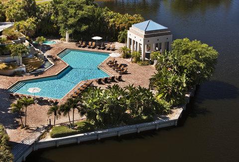 劳德代尔堡威斯汀酒店 - Pool