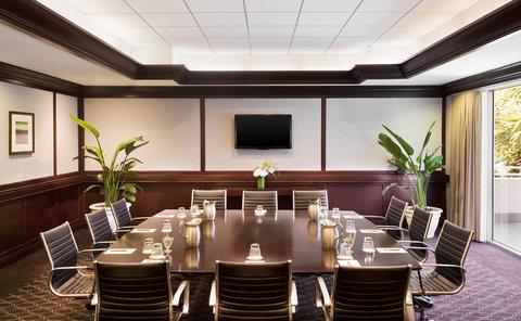 劳德代尔堡威斯汀酒店 - Executive Boardroom