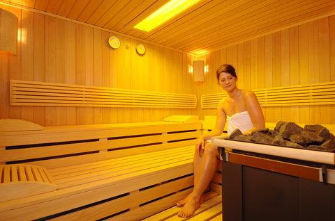 Kastens Hotel Luisenhof - Sauna at Kastens Hotel Luisenhof Hanover
