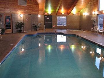 Borger Ambassador Inn - Pool