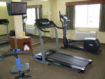 Borger Ambassador Inn - Exercisefacility