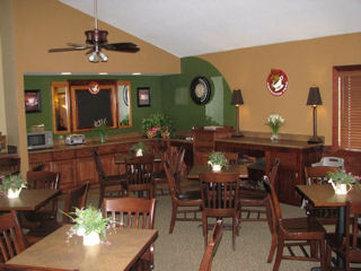 Borger Ambassador Inn - Breakfast