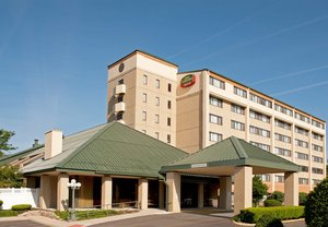 Exterior view - Courtyard by Marriott Hotel Elmhurst