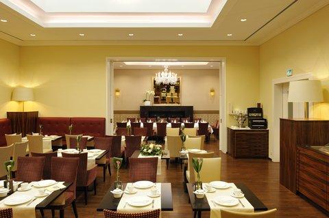 Kastens Hotel Luisenhof - Breakfast at Kastens Hotel Luisenhof Hanover