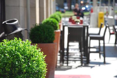 Kastens Hotel Luisenhof - Exterior at Kastens Hotel Luisenhof Hanover