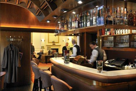 Kastens Hotel Luisenhof - Bar at Kastens Hotel Luisenhof Hanover