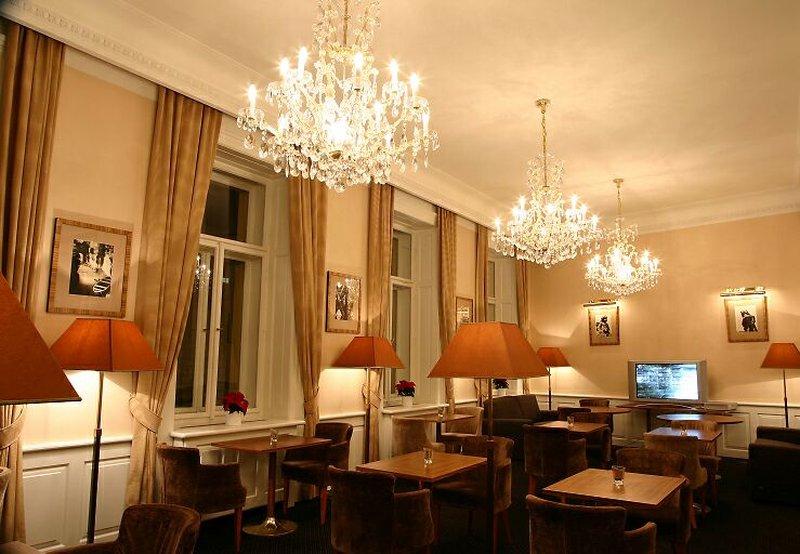 Ventana Hotel Prague Előcsarnok