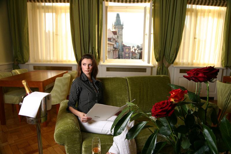 Ventana Hotel Prague lakosztály