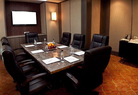 Cebu City Marriott Hotel - Business Center Boardroom