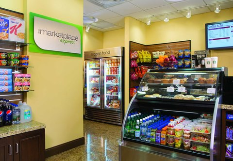 Marriott's BeachPlace Towers - Marketplace Express