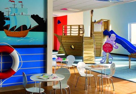 Marriott's BeachPlace Towers - Children s Activity Center