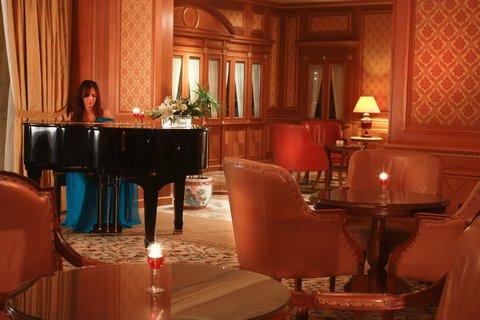 ريجنسي بالاس عمان - Piano Lounge
