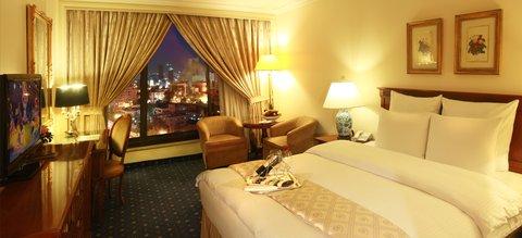 ريجنسي بالاس عمان - Kingsize Bed