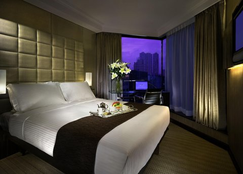The Kowloon Hotel - Harbour Club Deluxe Room