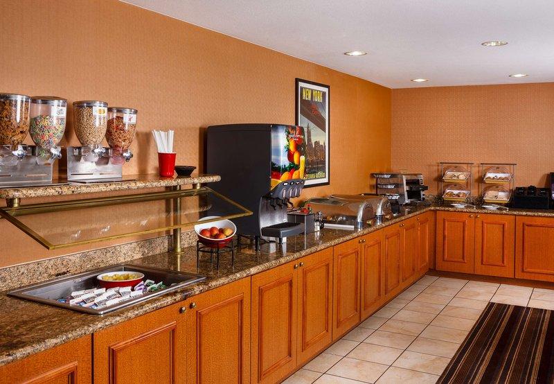 Residence Inn Denver-Downtown Étkezés
