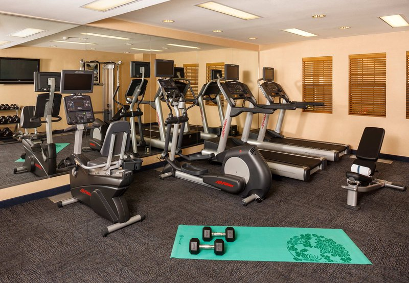 Residence Inn Denver-Downtown Fitneszklub