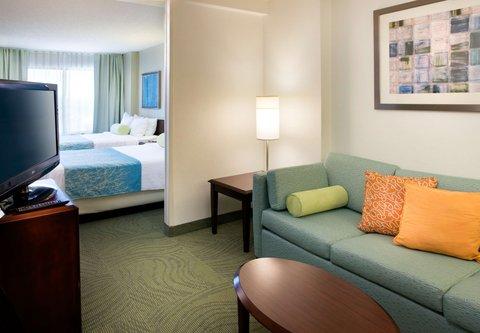 SpringHill Suites Los Angeles LAX/Manhattan Beach - Double Double Suite