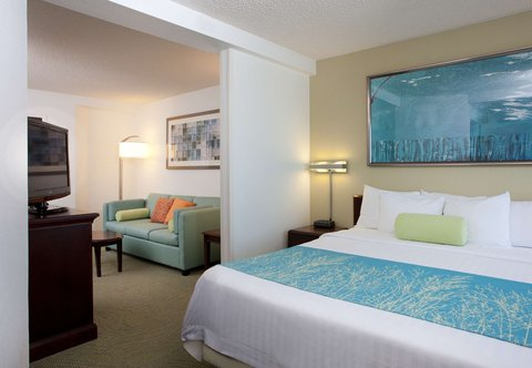 SpringHill Suites Los Angeles LAX/Manhattan Beach - Executive Suite