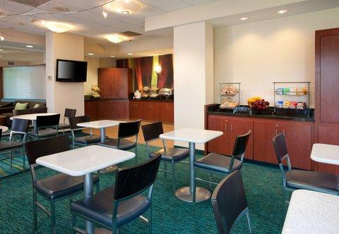SpringHill Suites Los Angeles LAX/Manhattan Beach - Breakfast Area