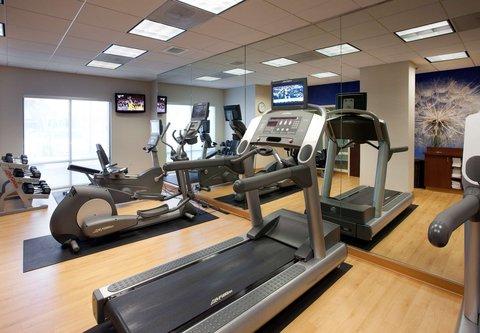 SpringHill Suites Los Angeles LAX/Manhattan Beach - Fitness Center