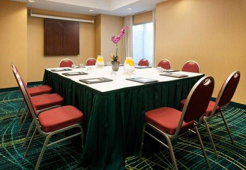 SpringHill Suites Los Angeles LAX/Manhattan Beach - Meeting Room